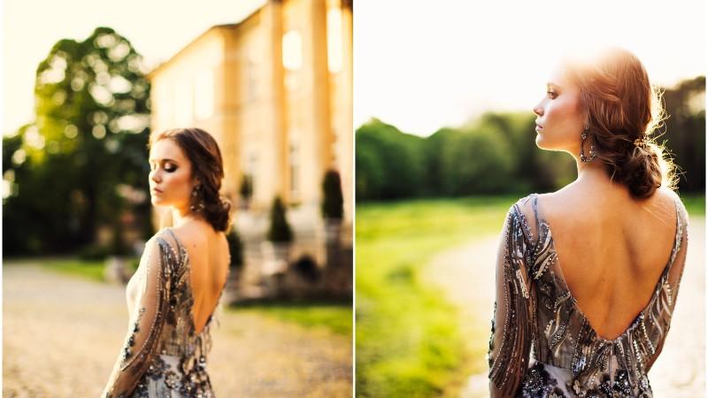 Beautiful stylish wedding