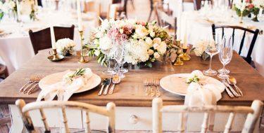 Stylish wedding in Wieger Villa