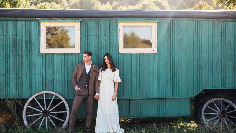 Editorial shoot: Wedding on the farm