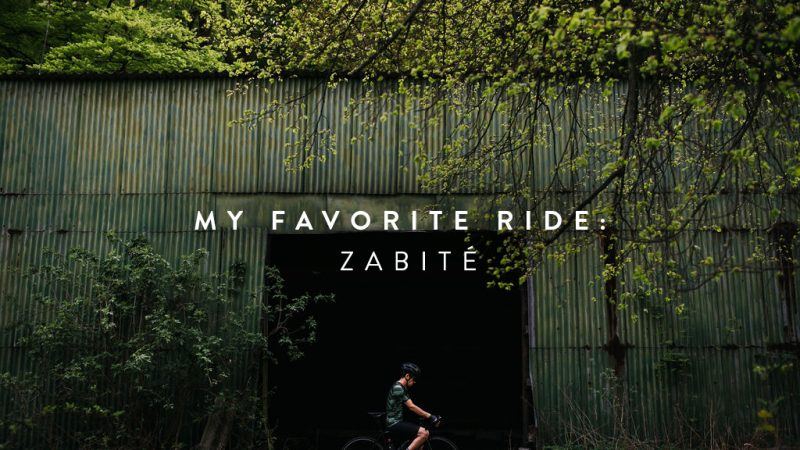 My favorite ride: Zabité